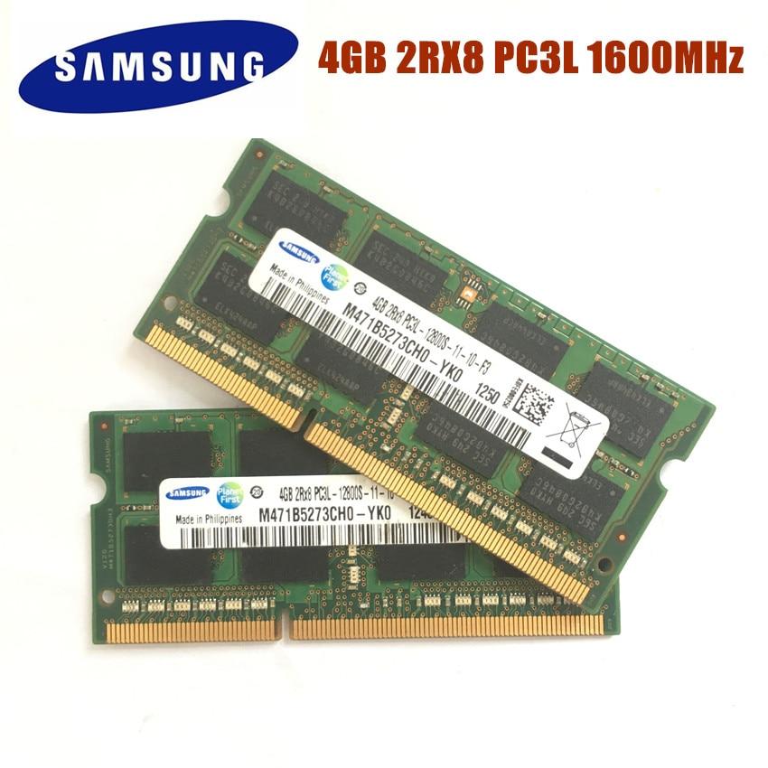 4G 2RX8 PC3L 1600