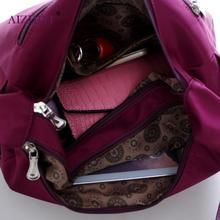 Women Messenger Bags Nylon Waterproof Travel Casual Clutch Bolas Large Capacity Crossbody Bags Carteira Hobos Shoulder Bags