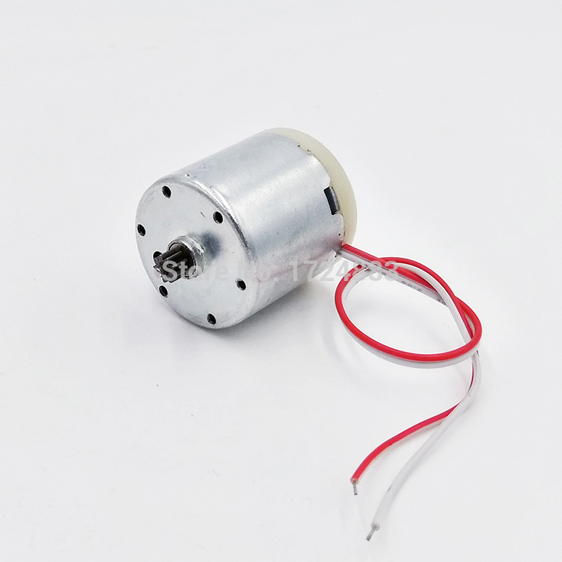 Regulador de voltaje 12VDC motor 32ZY25 9 dientes para piezas de repuesto con línea