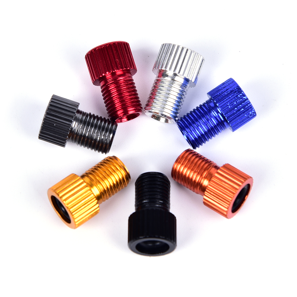 Tool Bicycle Accessories Adapters Nozzle Cap Bicycle Convert Air Valve Adaptor
