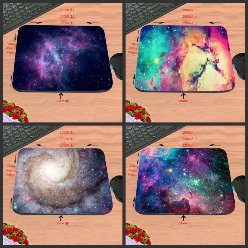 Mairuige Space New Arrival Design Mouse Pad Durable Mat Custome Make Your Own Mat Notebook Mice Mat Non-Slip Rubber Mousepad ...
