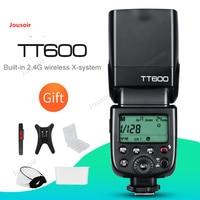 Godox TT600 2.4G Wireless GN60 Master/Slave Camera Flash Speedlite for C/N/S/O/F camera NO00D T03