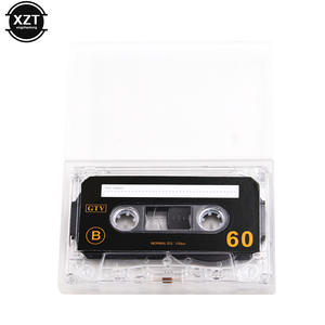 Tape-Player Cassette Recording Audio-Tape Blank Empty Magnetic High-Qulity Standard