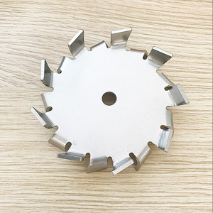Image 5 - 1pcs lab stainless steel dispersion plate paddle, dispersion disk dispersing machine blade with agitating stirring rod