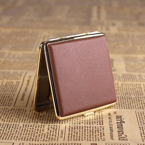 Image 4 - IMCO Original Cigarette Case Cigar Box Genuine Leather Tobacco Holder Pocket Storage Container Smoking Cigarette Accessories