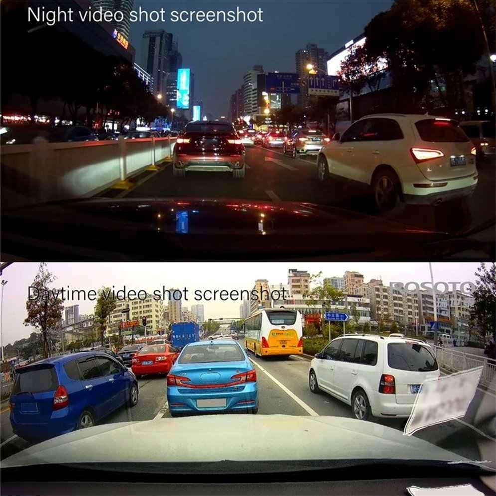 Mata Kecil Dash Cam Mobil DVR Perekam Kamera dengan Wifi Full HD 1080 P Lensa Sudut Lebar G Sensor Malam visi Dash Cam