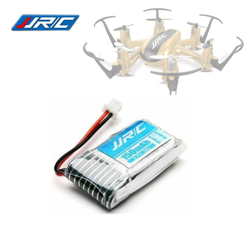 Original 1pc 3.7V 150mah 30C Lipo Battery For RC JJRC H20 Airplane Helicopter Drone battery mos rc airplane lipo battery 3s 11 1v 5200mah 40c for quadrotor rc boat rc car