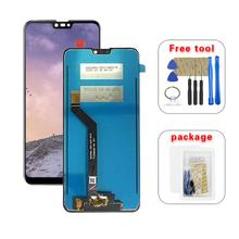 6.26 Nuovo per asus Zenfone Max Plus (M2) /colpo ZB634KL DIsplay LCD + Touch Screen Digitizer Assembly