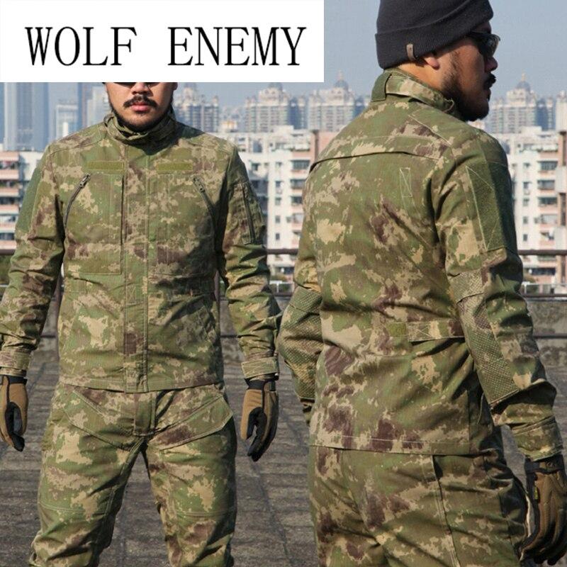 Jacken Tarnung Taktische Militärische Us Army Combat Shirt Fracht Multicam Airsoft Paintball Military Mäntel Jacken Lassen Sie Unsere Waren In Die Welt Gehen Sportbekleidung