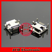 MC-002   20PCS/LOT,Micro 5P USB jack connector for phone MP3 GPS,charging port data port for phone,7.2MM
