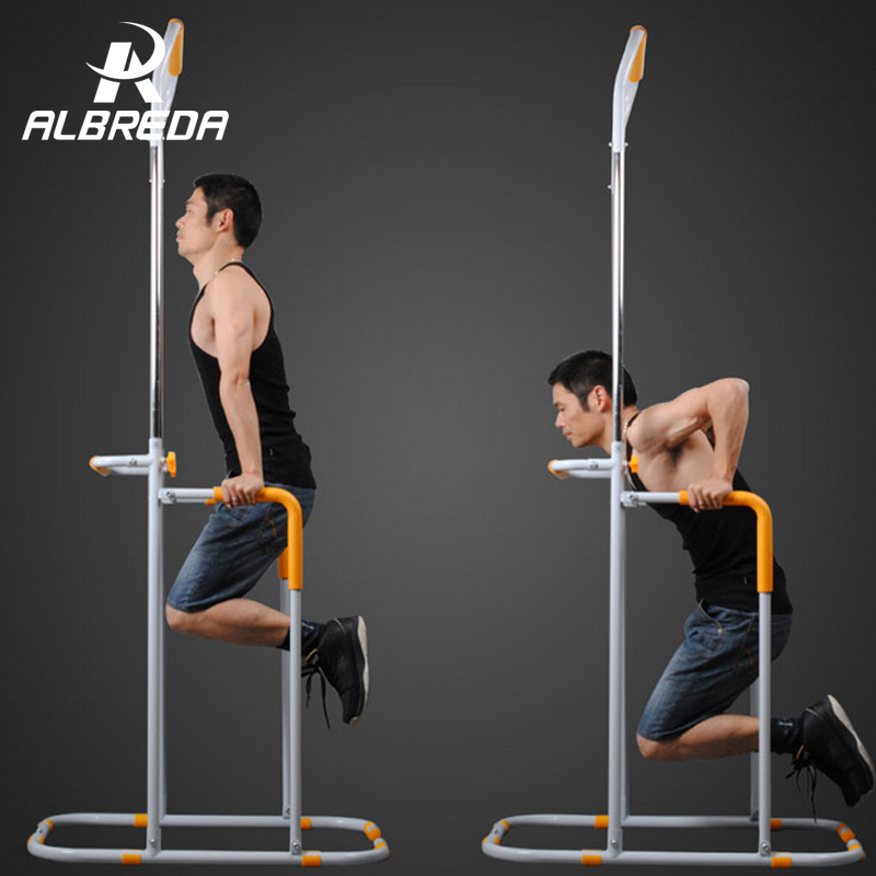ALBREDA Household Indoor Horizontal Bar Parallel Bars New Updated Fitness  Equipment Training Device For Home Palm Protection In Parallel Bars From  Sports ...
