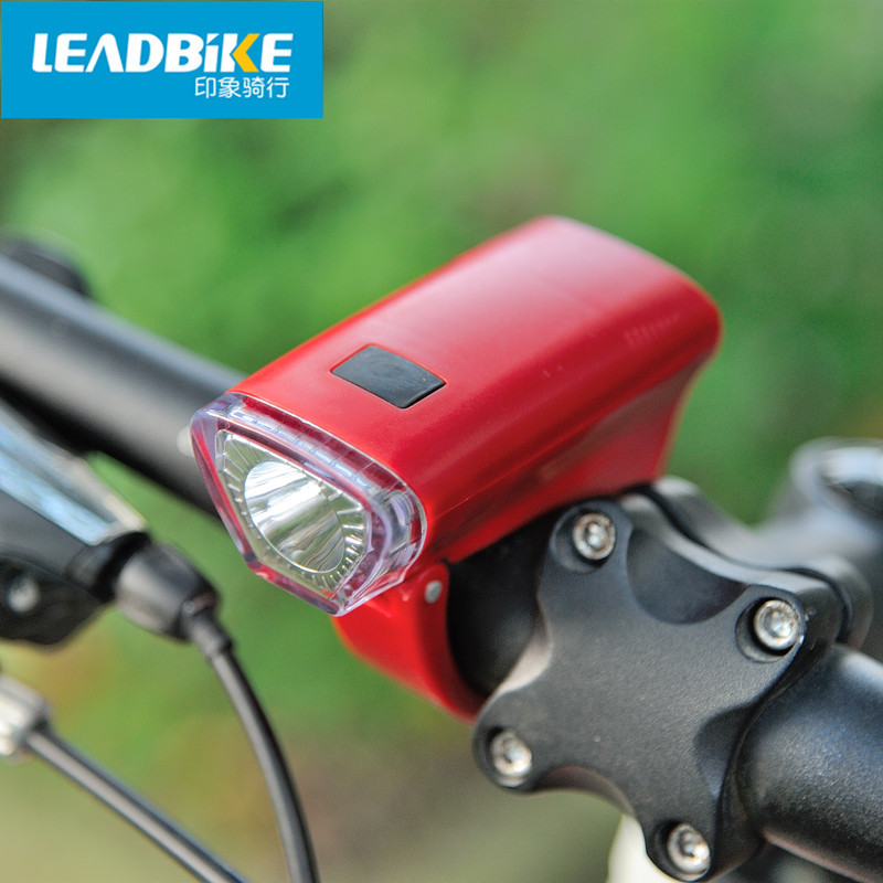 Ultra Bright Headlight Lamp Front Light Light Bicycle Safety Lamp 3 Mode