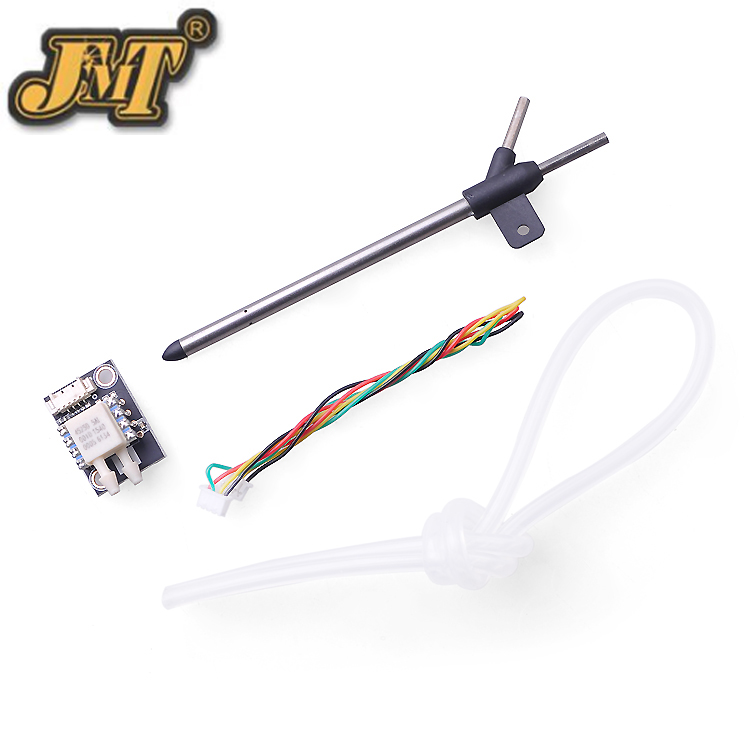 JMT Pitot Tube Airspeed meter Airspeed Sensor+PX4 Differential Airspeed Pitot Tube for Pixhawk PX4 Flight Controller new update ardupilot arduplane airspeed sensor kit with pilot tube mpxv7002 for apm 2 5 2 6