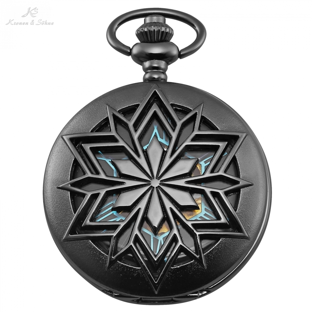 KS Retro Roman Numberic Analog Key Pendant Men Horloges Vintage Necklace Clock Hollow Male Black Mechanical Pocket Watch /KSP105 все цены