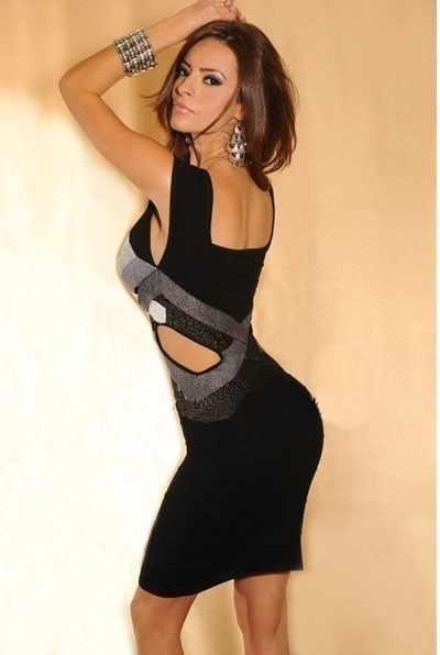 包帯ドレス工場セクシーなバストリフティングスレッド包帯ドレスオフショルダー勾配ボディコンセレブスタイルクラブパーティープロモーション