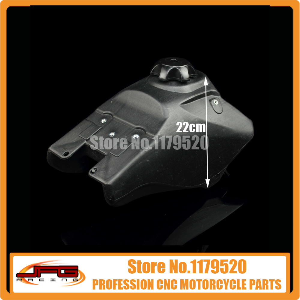 ФОТО Fuel Gas Tank For TTR110 TTR 110 Chinese Pit Dirt Bike Off Road Motorcycle Free Shipping