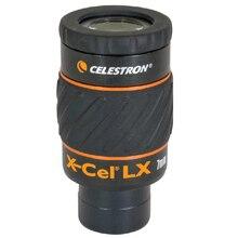 CELESTRON X CEL LX 7 MM עינית באופן מלא רב מצופה עדשה מערכת עינית מחיר הוא אחד חתיכה לא משקפת