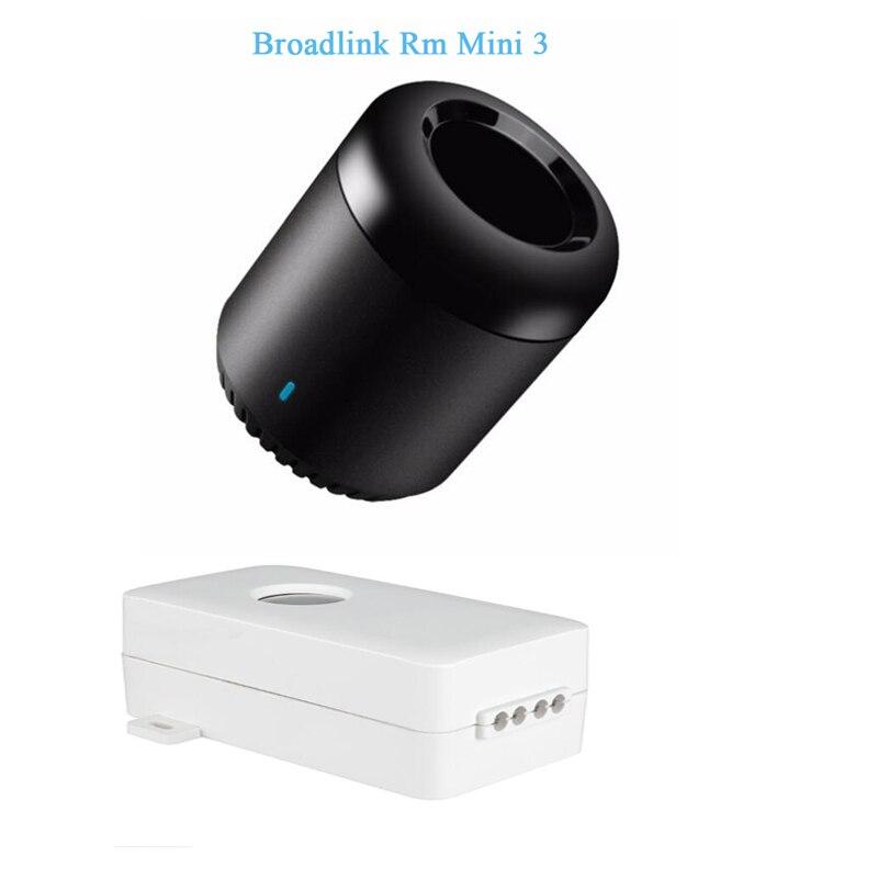 Original Broadlink RM Mini3 Universal Intelligent WiFi/IR/4Gs