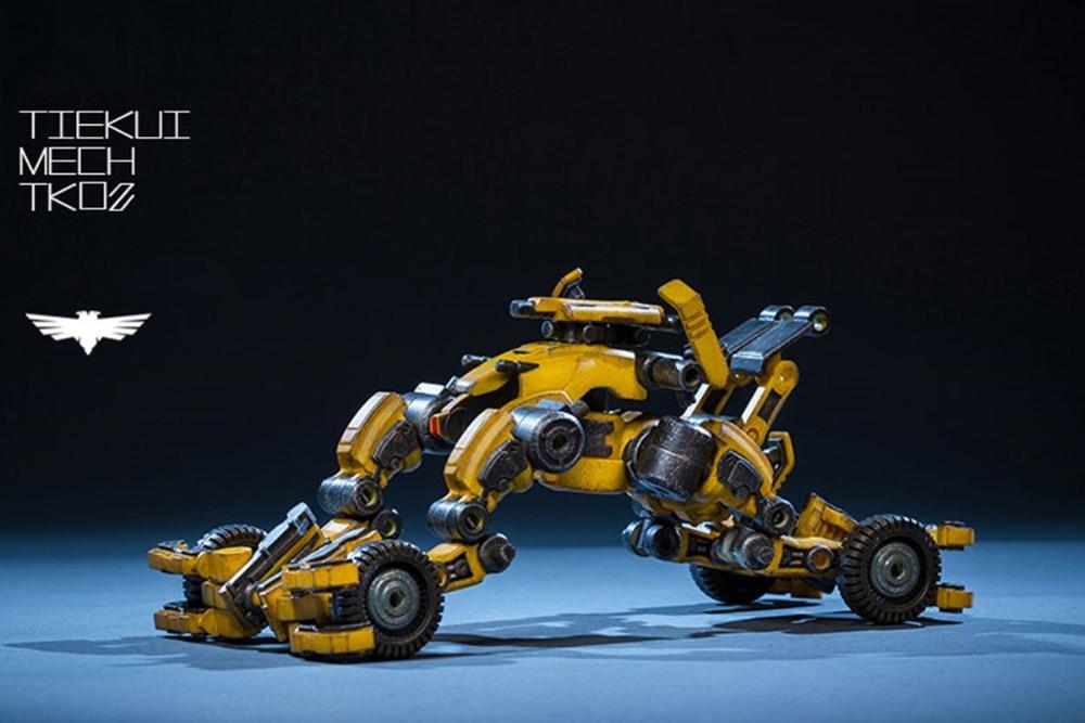 купить Funko Pop 16cm Dark Source Series Engineering Variant Mech Model1/25pvc Material Hand Can Do Action Model Collection Gift Toy по цене 4310.36 рублей