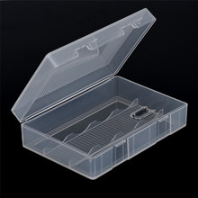 E5 Hot Portable Hard Plastic Battery Case Holder Storage Box