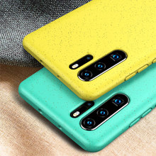 For Huawei P30 Pro Case TPU Soft Phone Cover Lite Full Protect Shockproof Silicone Bag