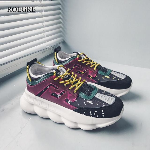 Винтажные кроссовки 2018 Kanye West модные легкие дышащие мужские повседневные кроссовки zapatos hombre размер 35-45