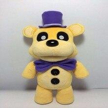 La venta del nuevo 100{e3d350071c40193912450e1a13ff03f7642a6c64c69061e3737cf155110b056f} de la alta calidad 30 cm de la felpa cinco noches At de Freddy FNAF Freddy Fazbear Plush Toys Doll