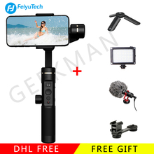 US $159.0 |Feiyutech SPG 2 Smartphone Handheld 3 Axis gimbal Stabilizer for Iphone XS Sumsung Gopro Steadicam PK ZHIYUN Smooth 4 DJI OSMO 2-in Handheld Gimbal from Consumer Electronics on Aliexpress.com | Alibaba Group