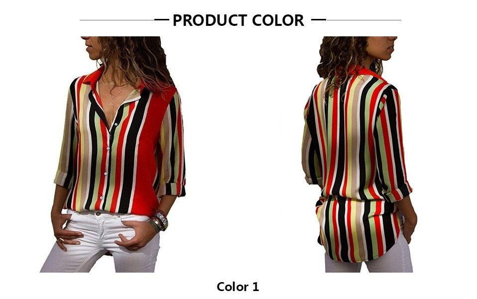 2020 New Fashion Print Women Blouses Long Sleeve Turn-down Collar Chiffon Blouse Shirt Casual Tops Plus Size Elegant Work Shirt