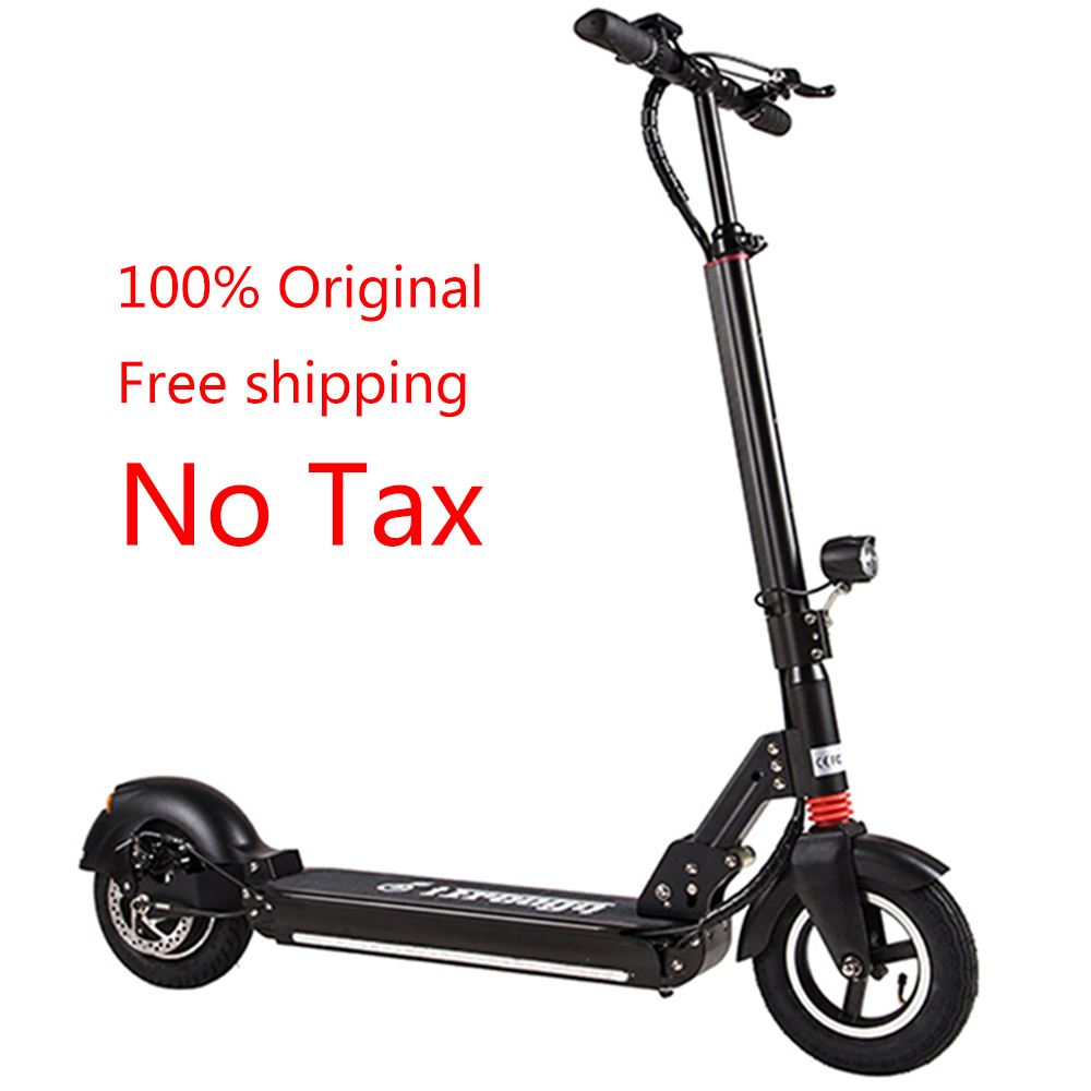 Free Shipping Folding Electric Scooter 10 Inch Two Wheels Electric Scooter Great 2.6Ah Battery LongBoard Skateboard Kick Scooter electric skateboard longboard with remote controller four wheels electric scooter gyroscoot scooter overboard unicycle