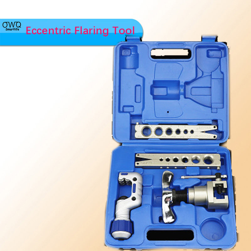 1PCS VFT-808-MIS Eccentric Flaring Tool for Refrigeration Contain tube cutter Refrigeration repair tool