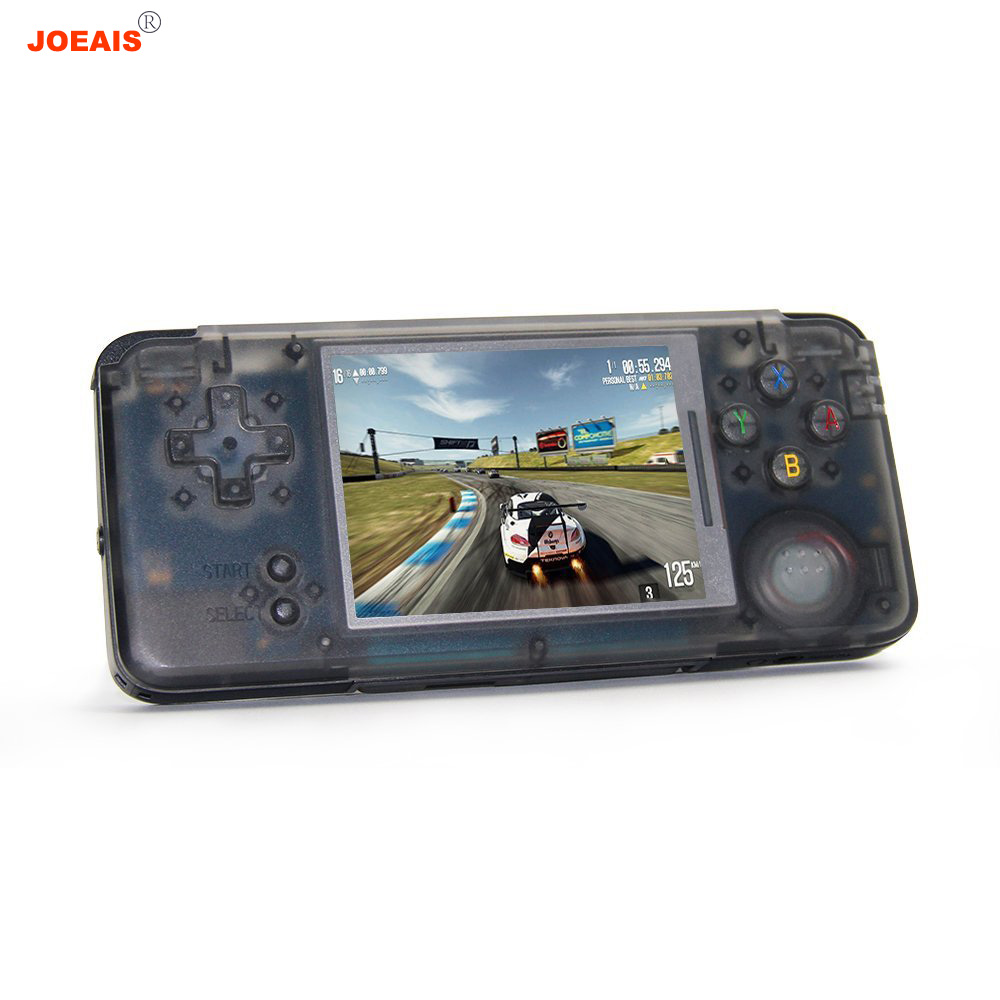 JOEAIS RETRO Handheld Game Console 3.0 Inch Portable Video Gaming Players Built-in 800 Games for Kids Chinldren Gift ...