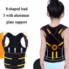 Children Back Belt Kids Posture Corrector Humpback Correction Shoulder Spine Back Support Belt Corset For Girl Boy Students