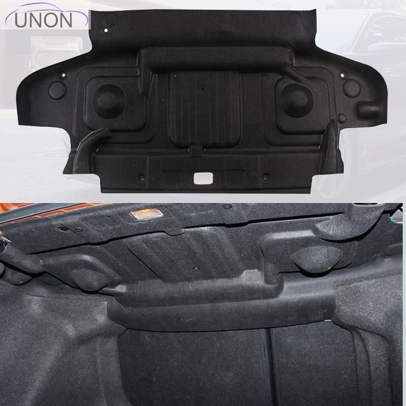 ЮНОН багажник тепло-шумоизоляция шум убийца шумоизоляция мат подложка для Хонда Цивик 2016 2017
