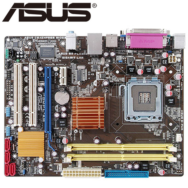 ASUS P5QPL AM INTEL VGA DRIVERS WINDOWS