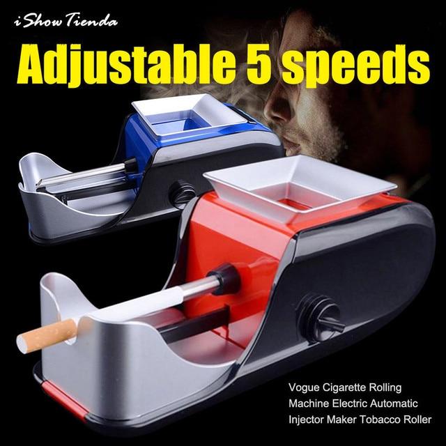 1 PZ 22.5*7*8.2 cm Vogue Macchina di Laminazione Sigaretta Elettrica Automatica