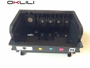 Image 2 - Cabeça de impressão 5 ranhuras para hp, CB326 30002 564 d5460 d7560 b8550 c5370 c5380 c6300 7510 cn642a 7520 564xl c6380 d5400 d7560