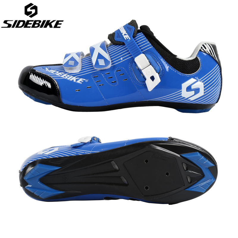 SIDEBIKE Cycling Shoes Road Men's Racing Athletic Bicycle Shoes Sapatilhas Ciclismo Sapatos Breathable Rode Bike Cycling Shoes пылесос bosch bgl35mov40