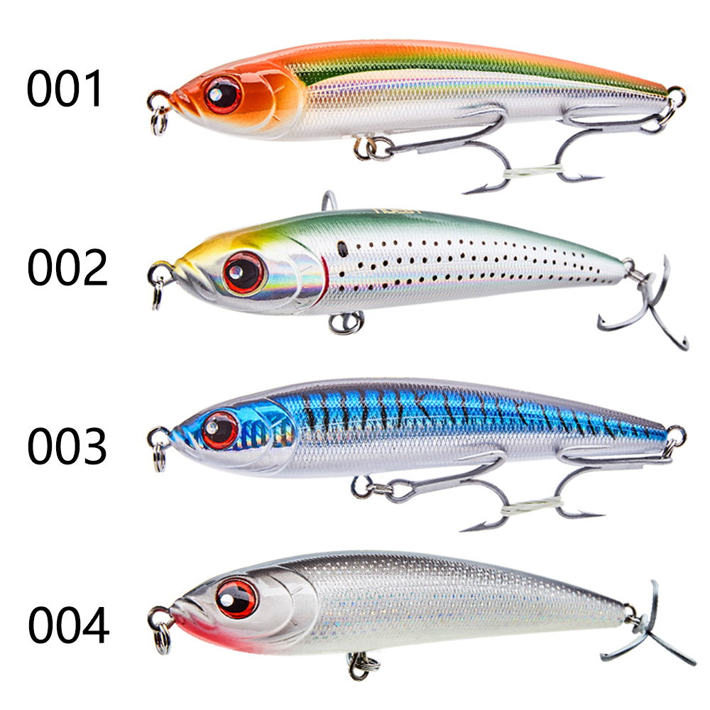 ALI shop ...  ... 32898246139 ... 4 ... NOEBY NBL9062 Pencil Baits Lure seawater fishing lure 140mm 160mm 180mm Sinking Wobbler Bass Isca Artificial Para Pesca Tackle ...