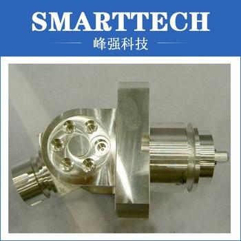 Precision aluminum machining process Metal fabrication parts