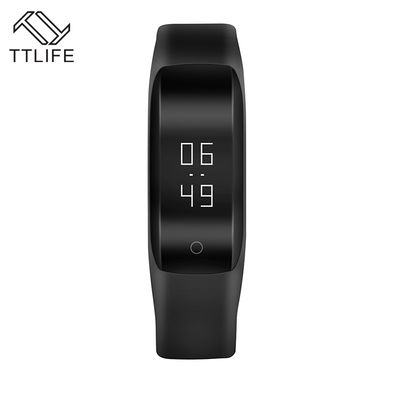 ФОТО TTLIFE Smart Watch C5 heart rate monitor sports management smart bracelet Smartwatch For IOS Android Smartphone
