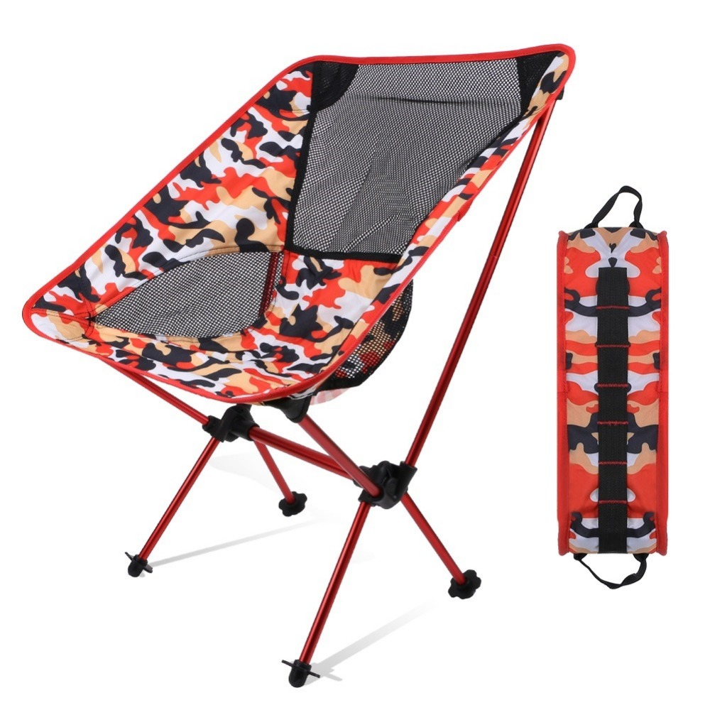 Portable Camping Ultralight Outdoor Chair with carrying Bag Oxford Cloth Compact Folding Chairs for Travel Beach Hiking FishingPortable Camping Ultralight Outdoor Chair with carrying Bag Oxford Cloth Compact Folding Chairs for Travel Beach Hiking Fishing