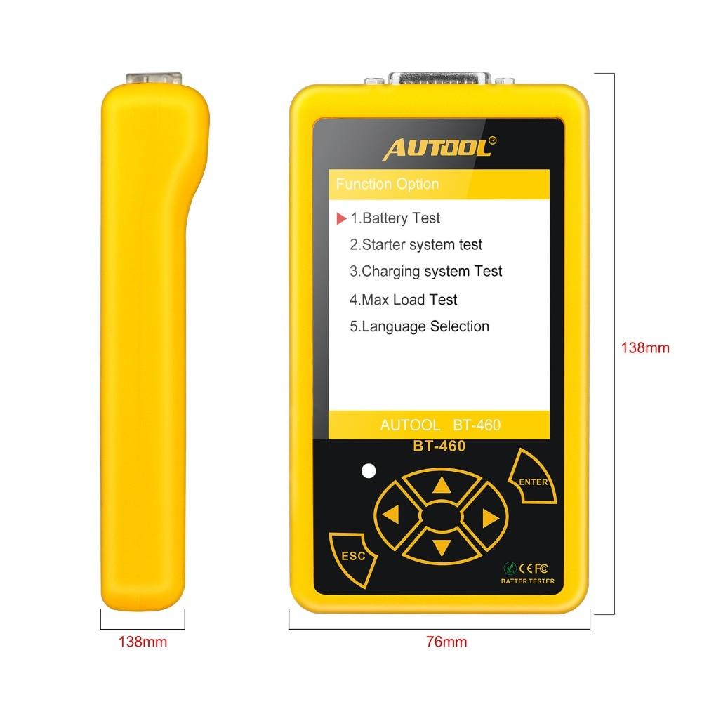 Autool BT460 (9)