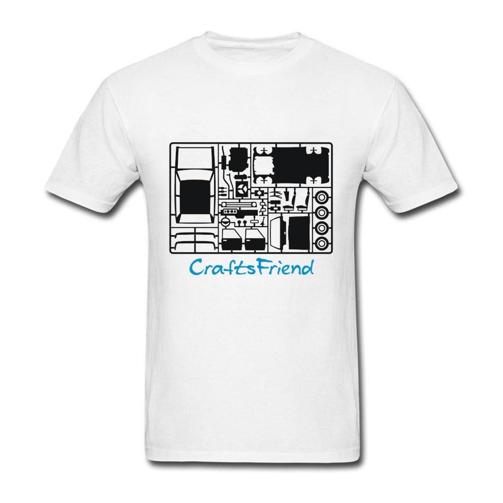 Shirt design kit - Algod N Natural Craftsfriend Modelo De Kit De Coche T Camisa De Los Hombres Originales Del Dise O 2016 Verano Estilo O Cuello Co