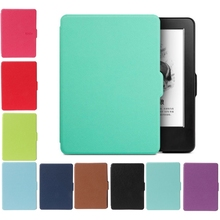 Faux Leather Flip Stand Tablet Case Cover For Amazon Kindle 8th Generation 2016 new design case for amazon 2016 kindle 8th generation 6 ereader slim protective flip smart cover pu leather screen protector