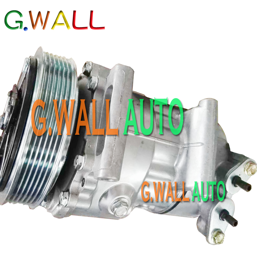 CAR AUTO AC COMPRESSOR FOR CAR PEUGEOT BIPPER 1 4 54KW 73CV 02 2008 gt 9800821980 6453XJ 9655191580 9655191680 648722 6453QG in Air conditioning Installation from Automobiles amp Motorcycles