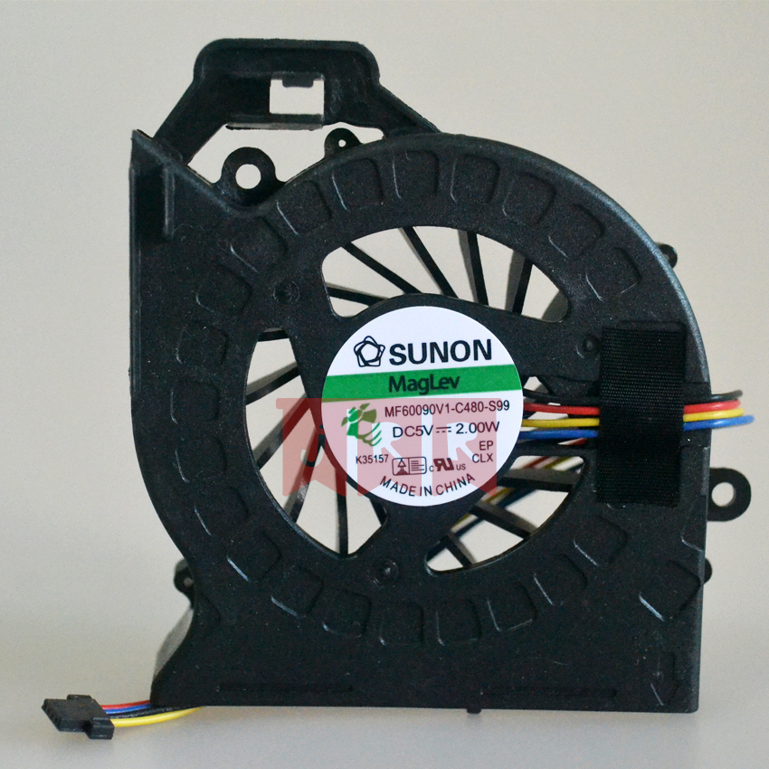 все цены на New Laptop Cooler CPU Fan For HP Pavilion DV6 DV6-6000 DV6-6050 DV6-6090 DV6-6100 DV7 DV7-6000 AD6505HX-EEB MF60120V1-C181-S9A онлайн