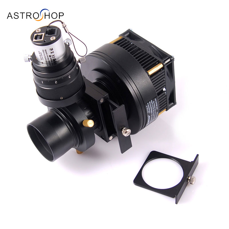 QHY 9S-m plus QHY5L-II-M plus off-axis guider plus the filter drawer frozen astronomical CCD camera qhy5l ii c imager guider cameras with free a 8mm cctv lens