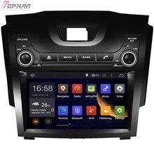 "Topnavi 8 ""octa Core 2 GB RAM Android 6.0 car Radios estéreo GPS para S10/S-10 para Chevrolet reproductor de DVD Audio"