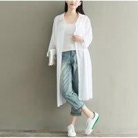 Women Turn Down Collared Long Sleeve Shirts Blousas Loose Plus Size Front Open Long Tops Ladies